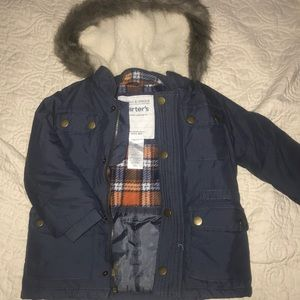 caters boy coat size 3t